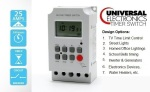 Raise Synergy Solutions Ltd Universal Electronic Timer Switch