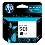 HP 901 Original Ink Cartridge - Cc653an Black