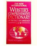 Websters Comprehensive Dictionary Of The English Language Encyclopedic Edition Leather Bound