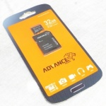 Advance 32GB MicroSDHC Memory Card