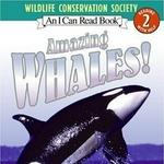 Amazing Whales I Can Read Book 2 by Wildlife Conservation Society