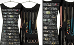 Gracey Ventures Double Sided Jewellery Organiser