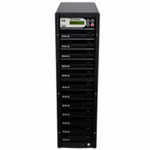 Zenith 1-11 DVD/CD Duplicator Targets With LG DVD RW