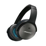 Bose+Quietcomfort+25+Qc25+Black+Noise+Cancelling+Around+Ear+Headphones