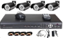 EMPIRE GADGETS 4 Channel Cctv Kit 500gb Hdd