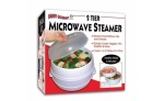 Paris & Josh Microwave Steamer 2-tier