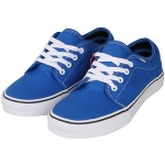 Classic Men's Sneakers- Blue