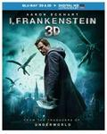 I Frankenstein (dvd)- Blue And Black