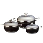 Non+Stick+Cookware+Set+-+6+Pcs