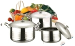 Amfyzy Heavy Duty Cookware Set 6-pcs Set
