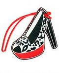 Craft Collection Designer Shoe Luggage Tag