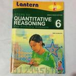 Steps To Quantitative Reasoning For Primary Schools 6