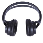BAT+Music+668+Bluetooth+And+Mp3+Headphone+-+Black