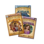 Bible Heroes Activity Books: Jonah Joshua & Esther