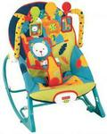 Fisher Price Infant To Toddler Rocker - Green