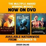 Kunle Afolayan' Collections 3 Dvd's